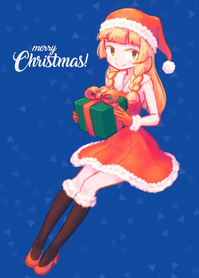 Merry Christmas by makaroll410