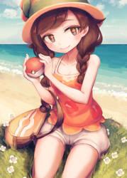 Pokemon: Koumi by makaroll410