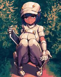 Pokemon: Aether Foundation Employee by makaroll410