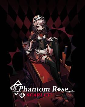 Phantom Rose: Scarlet - Key Art