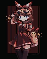 Pokemon: May in May