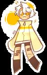 [OC] eggward !!