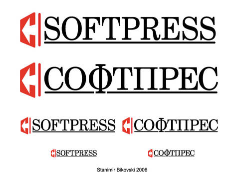 SOftpress Logo