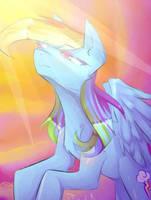 rainbow dash by TF-KidoNightmare