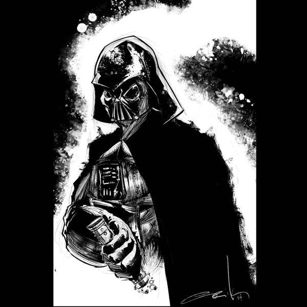darth vader by phour-nyne-guy