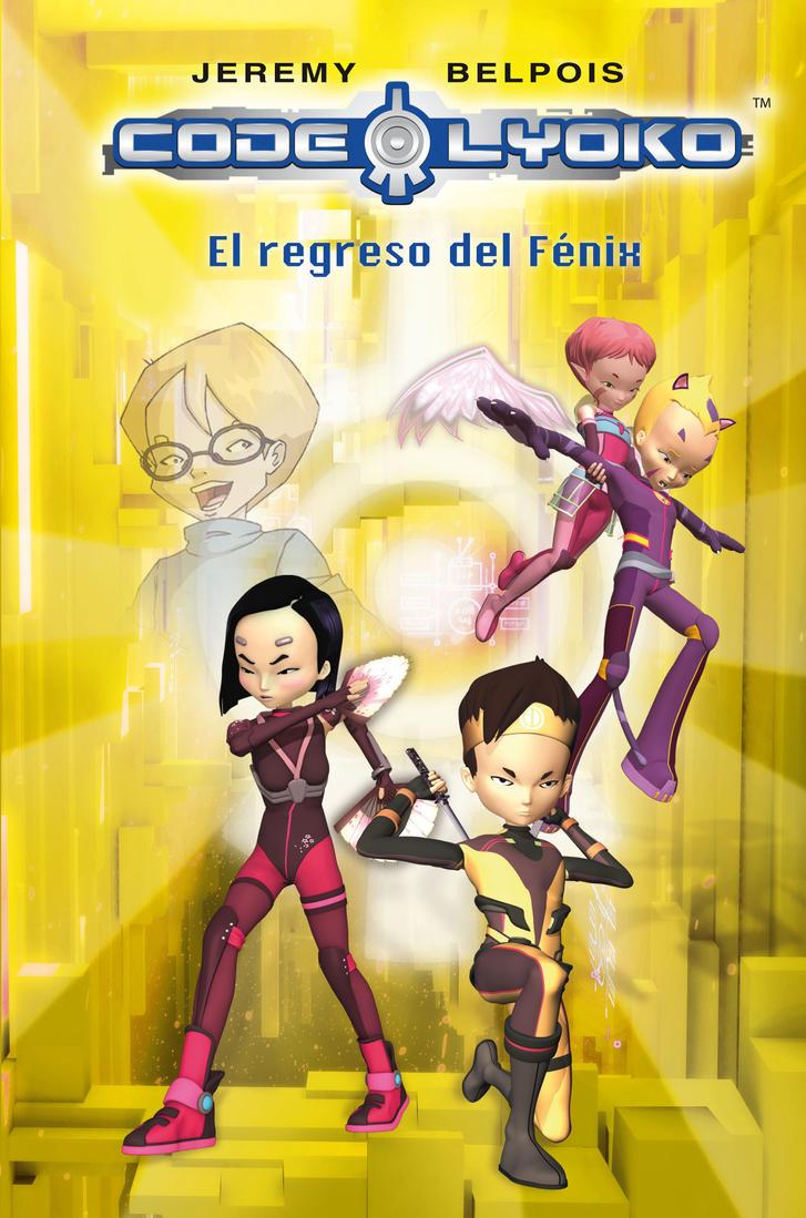 Code Lyoko book 3 by LyokoThebestForever