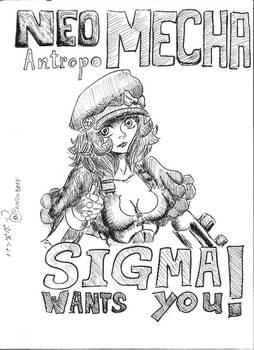 Cebonietzsche 16 - Sigma Wants You