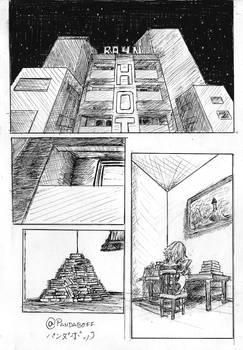 Neo Antropomecha USI - Pagina 001