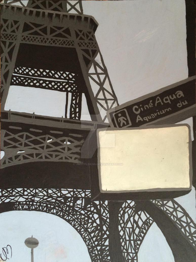 Eiffel Tower by JMstylekiss