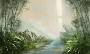 River Valley by SkyrisDesign