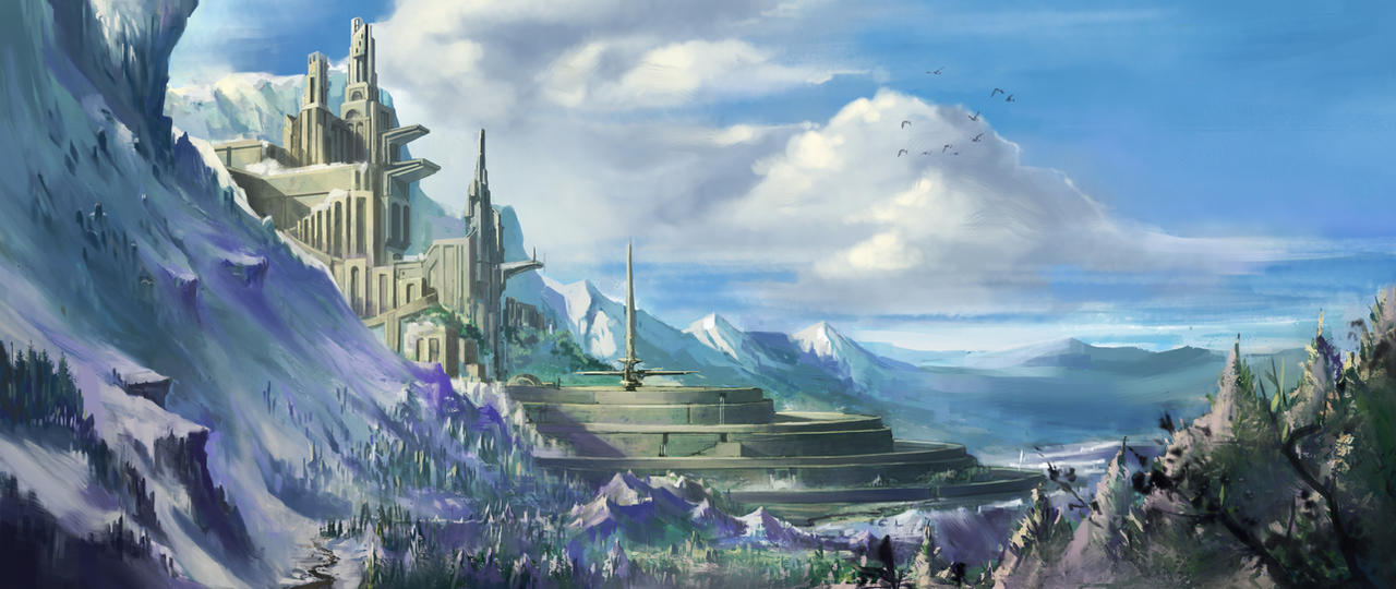 Chapter 4: Hodorin the Last Magical City by SkyrisDesign