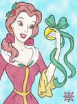 Belle's Enchanted Christmas by DU-hockeygirl40