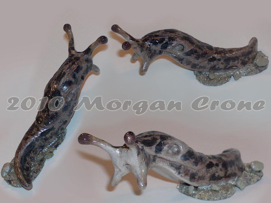Sculpy Slug by MorganCrone