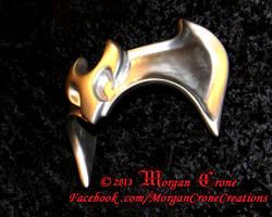Silver Diadem View #3 by MorganCrone