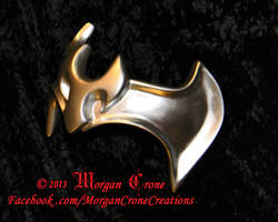 Silver Diadem View #4 by MorganCrone