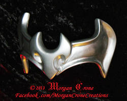 Silver Diadem View #5 by MorganCrone
