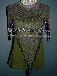 Updated Chainmaille Necklace