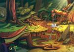 Fairytale Fights artwork