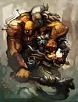 World of Warcraft Tribute Art