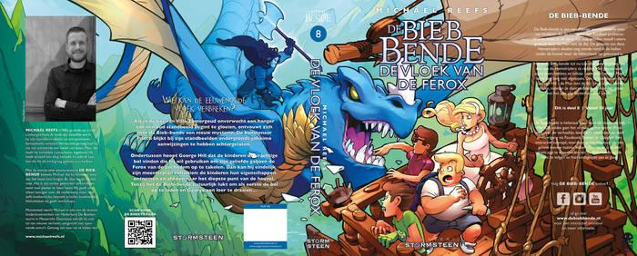 Wraparound Book Cover