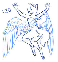 Winged YCH Open $20