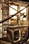 Abandoned House IV Television