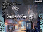 +Doctor Who Art Cover+