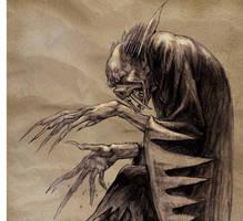 Vampire number 2 by Francoeltirador