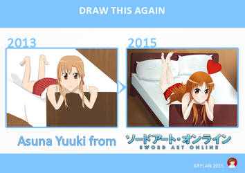 [2013 - 2015] Improvement Meme - Asuna by Krylann