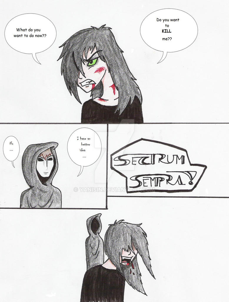 Sectrum Sempra by yanisin