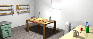 sweethome 3D floorplan