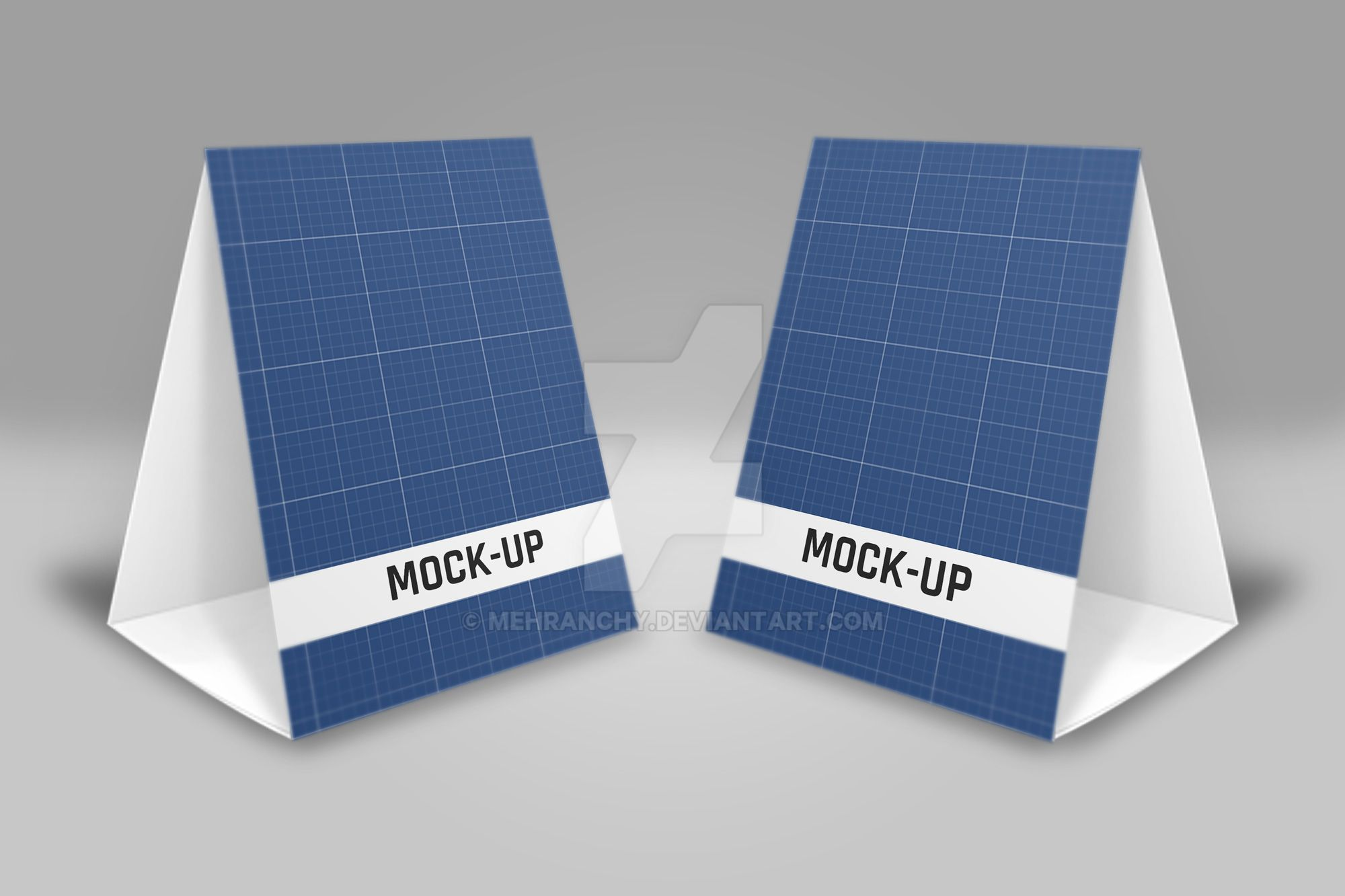 Table Tent Mock Up By Mehranchy On Deviantart
