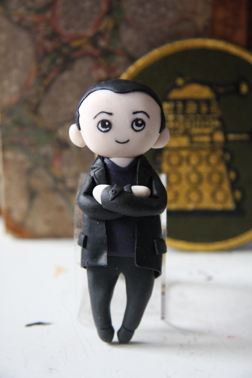 The Ninth Doctor by Monicmon