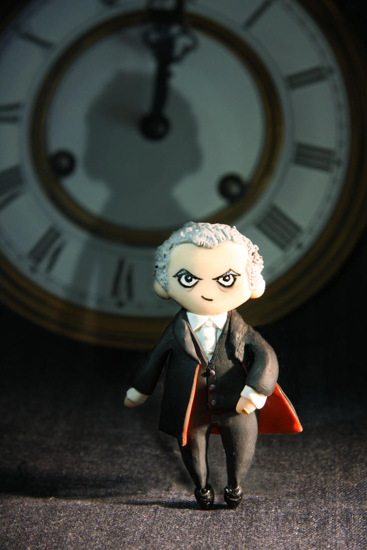 The Twelfth Doctor by Monicmon