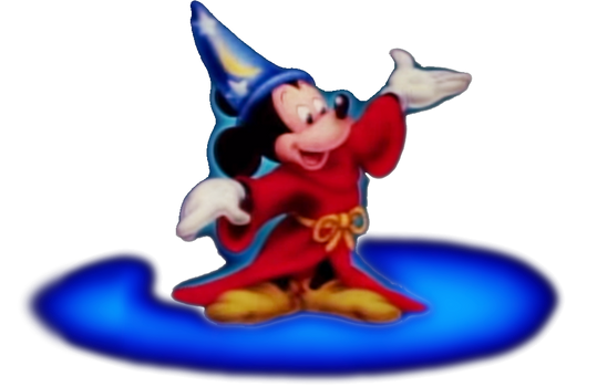 Walt Disney Home Video - Sorcerer Mickey by Nixwerld