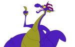 Quest for Camelot - Devon the Dragon