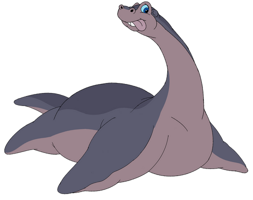 Stormy the Sea Monster