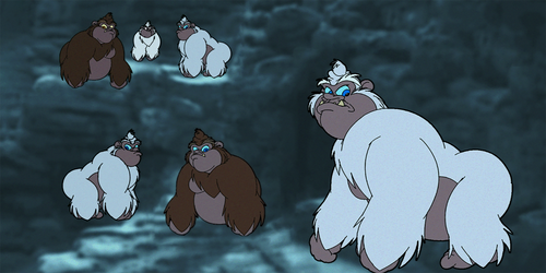 Crumbo - Introducing the Secret Yeti Troop