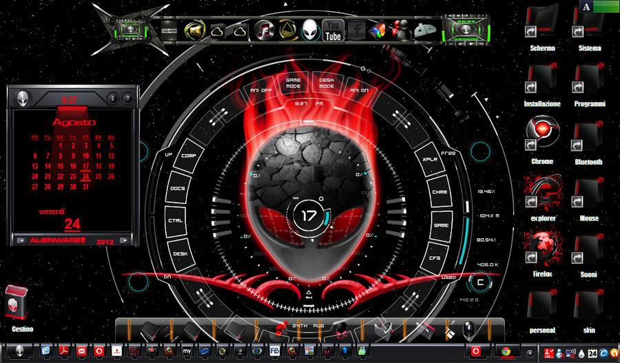 My desktop alienware darkstar by darkershyn83 on deviantart my desktop alienware darkstar by darkershyn83 voltagebd Choice Image