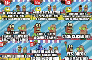 Meanwhile, at youtube by alodahan