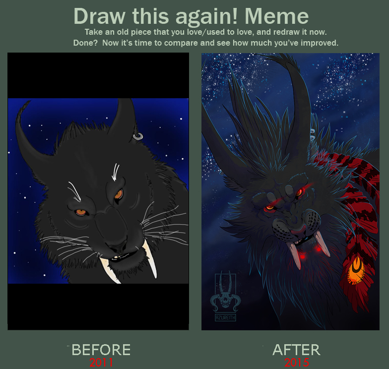 Before And After by Azureith