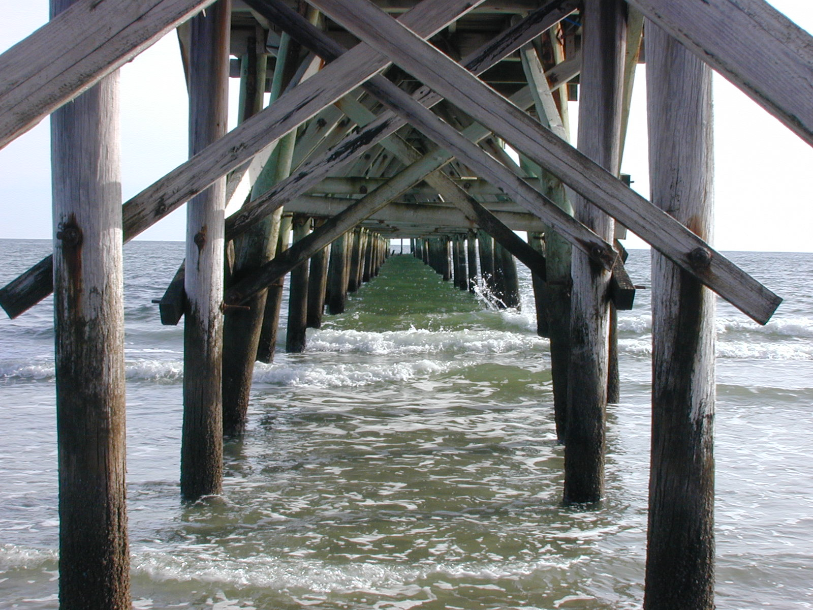 Under the Pier 2 by JennyM-Pics