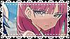 Morgiana Stamp by Kobatsu