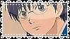 Shinpachi Stamp by Kobatsu