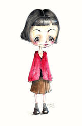 Ma Petite Amelie by NobuSama