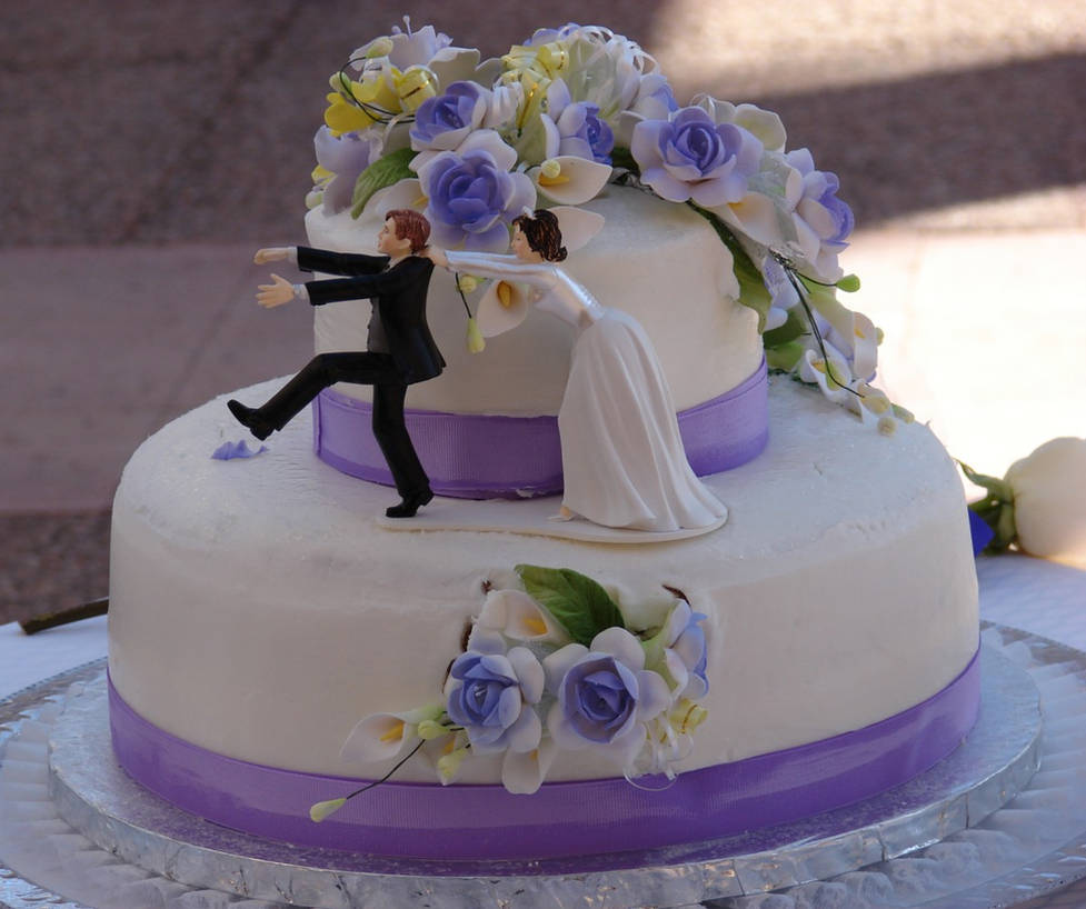 Wedding Cake by Irishmcd