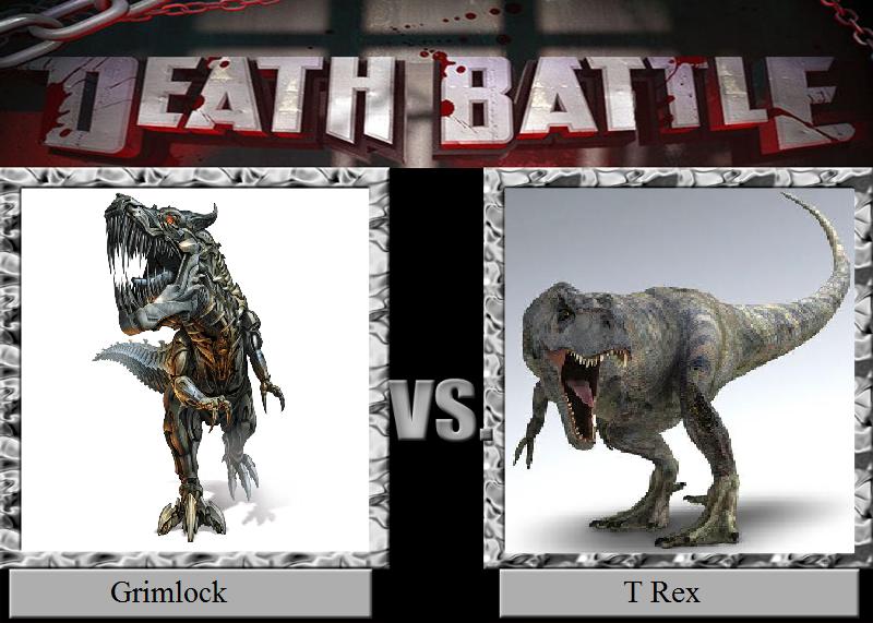 Death Battle 17: Battle of the deadly T. rex'-s II by TrefRex on ...