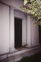 Dows Mausoleum. Cedar Rapids Iowa by DannySamFanMan