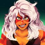 Jasper - Steven Universe