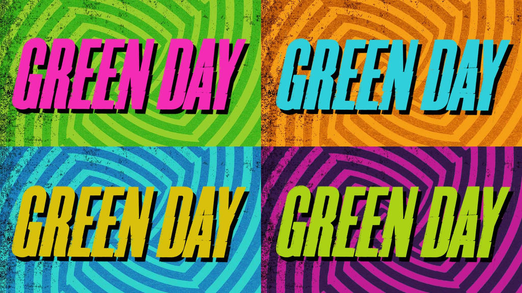 green day trilogy booklet wallpaper 1920x1080 by